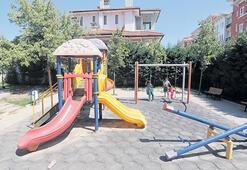 Çocuk parklarında ağır metal bulundu