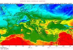 Meteorolojiden kuvvetli rüzgar uyarısı Hava durumu bugün nasıl olacak