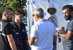 İstanbulda korkunç olay Elleri bağlı halde direğe asılı bulundu