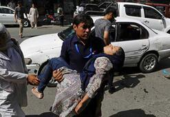 Afganistanda patlama