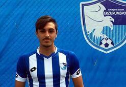 Erzurumspor 16lık gol makinesi Serhanı transfer etti...