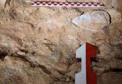 Arkeolojik kazının son gününde 350 bin yıllık el baltası bulundu