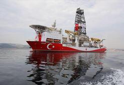 Bakan açıkladı Yavuz gemisi Karpaz-1 kuyusunda sondaja başladı
