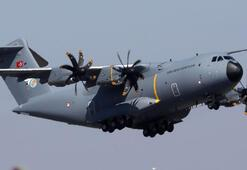 Dokuzuncu uçan kale Türkiyeye teslim edildi