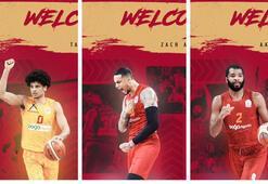 Galatasaray, Webster, Harrison ve Augusteu takımda tuttu
