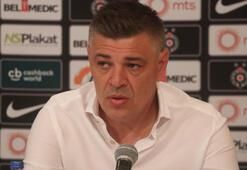 Savo Milosevic: Maç, hayati önem taşıyor