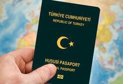 Hususi pasaport nedir, nasıl alınır Hususi (Yeşil) pasaportu kimler alabilir