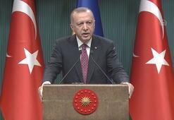 Cumhurbaşkanı Erdoğandan Fıratın doğusu açıklaması