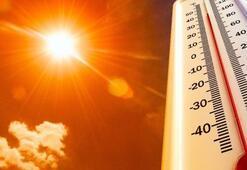 Hava durumu bugün nasıl olacak Sıcaklıklar yükselmeye devam ediyor