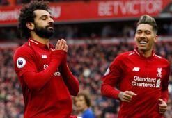İngilterede perdeyi Liverpool açıyor