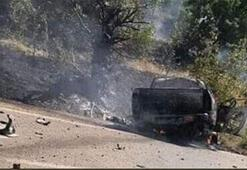 MİT ve TSKdan ortak operasyon Hain saldırının planlayıcıları etkisiz hale getirildi