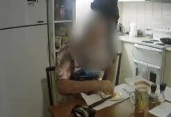 Polis operasyonu, o kahvaltısını yaptı
