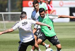 Beşiktaşta günün ilk idmanı gerçekleştirildi