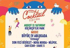 Kokteyllerin renkli dünyası 31 Ağustosta KüçükÇiftlik Parkta