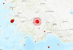 Son dakika: Denizlide şiddetli deprem Deprem fırtınası yaşanıyor