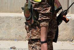 YPG/PKKlı teröristlerden ÖSO mevzilerine saldırı