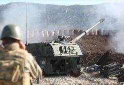 Afrinde hain saldırı 2 asker yaralı