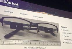 Bu gözlük iPhone'ların Face ID sistemini kandırıyor