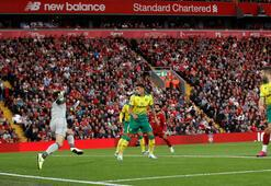Liverpool-Norwich: 4-1