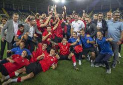 TSYD Ankara Kupası Gençlerbirliğinin