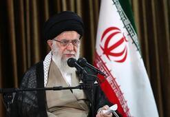 İran lideri Hamaney'den sert tepki: İnsanlık suçudur