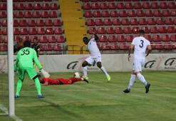 Kayserispor - Adana Demirspor: 1-1