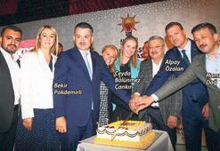 AK Parti 18'inci yılını kutladı