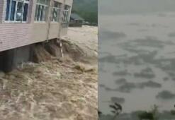 Çinin doğu kıyısını vuran Lekima tayfununda ölü sayısı yükseldi