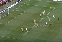 Griezmann Barcelonada ilk golünü attı