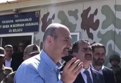 Erdoğan askerlerin bayramını kutladı
