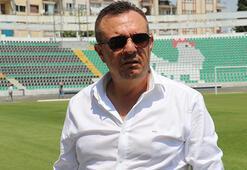 Denizlispor Başkanı Çetin Hazırız, Galatasarayı bekliyoruz