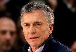 Arjantin Devlet Başkanı Macriden ön seçim yorumu