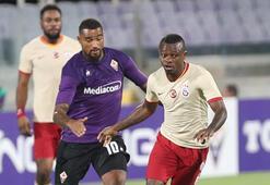 Fiorentina - Galatasaray: 4-1