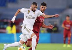 Cengizli Roma, Real Madridi penaltılarla yıktı