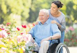 Yaşlıya ve engelliye evde bakım desteği