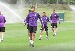 Joao Cancelo yeni takımına alıştı