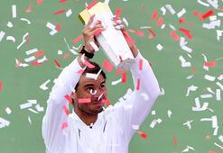 Rogers Kupasında zafer Nadalın