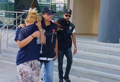 Karı koca bayram günü uyuşturucu ile yakalandı