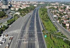 Bayramın 2. günü İstanbul trafiği yüzde 8i gösterdi
