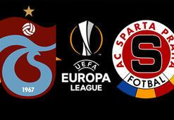 Trabzonspor Sparta Prag rövanş maçı ne zaman, saat kaçta, hangi kanalda Trabzonspor nasıl tur atlar