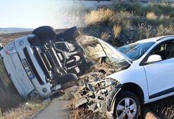 Bayramda trafik kazaları can almaya devam ediyor