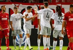 Bayern Münih rahat turladı