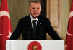 Erdoğan liderlerle bayramlaştı