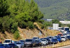 Sakin Kentin nüfusu 25 katına çıktı, trafik durdu