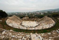 İki bin yıllık Metropolis ziyarete açılacak