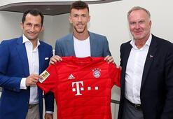 Ivan Perisic resmen Bayern Münihte