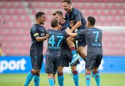 Trabzonspor-Sparta Prag maçına doğru