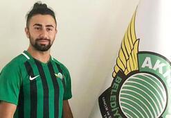 Çekdar Orhan, Galatasaraydan Akhisarspor'a gitti