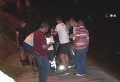 Adanada akıntıya kapılan çocuğun cesedi bulundu