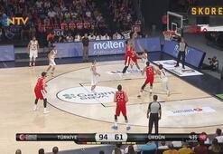Türkiye - Ürdün: 106-72 (Hazırlık Maçı)